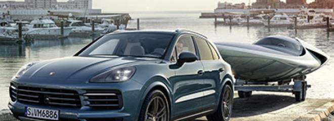 Cars On Board: Road Test of Porsche Cayenne S