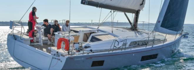 "Beneteau Oceanis 46.1 Wins The ""european Yacht Of The Year Awards"" 2019"