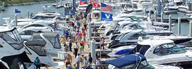 This weekend's road trip: the Bay Bridge Boat Show
