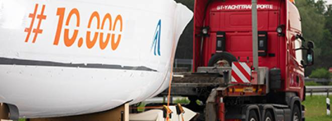 Hanse delivers its 10,000 Yacht