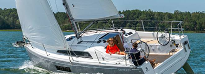 Preview: New Beneteau Oceanis 30.1