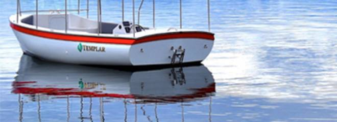 British Columbia Electric Boat Manufacturer Launches New 20' Picnic Boat