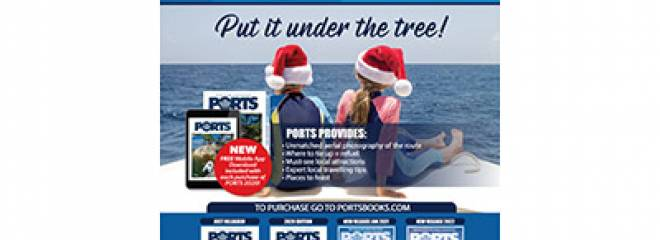 Put PORTS Essential Boating Companion Under the Tree