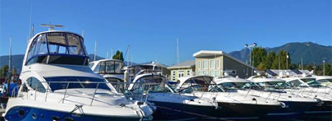 8th Annual Boat Show at The Creek , September 18-24 2014