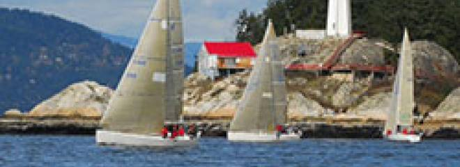 West Vancouver Yacht Club's race hits milestone year