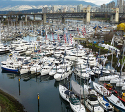 Vancouver Boat Show - In-Water Venue 2013